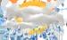 Predominant noros cu averse de ploaie