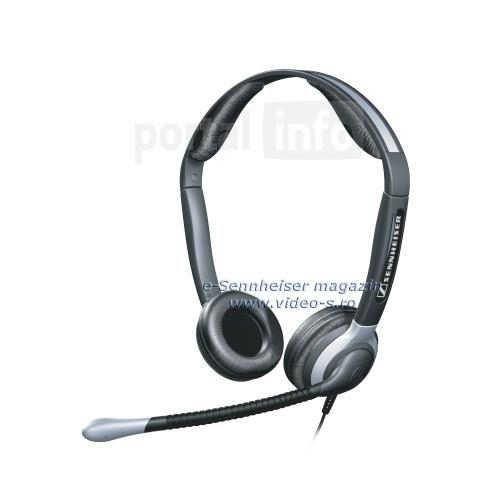 Casti call-center SENNHEISER